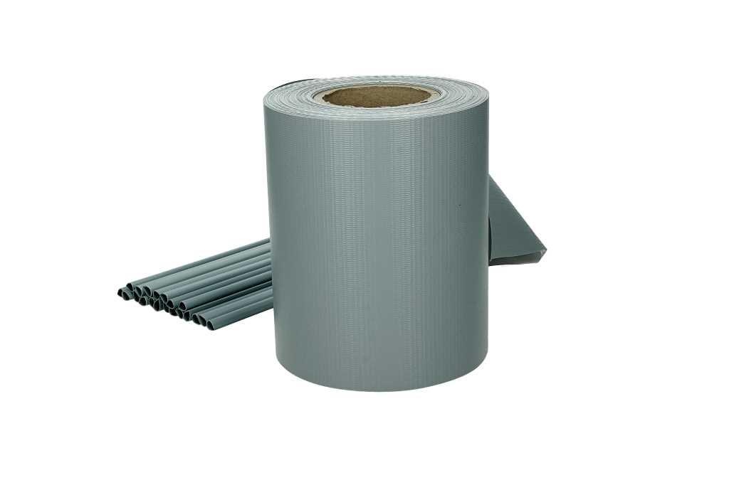 sichtschutz zaunfolie rolle stahlmattenzaun pvc windschutz zaun doppelstabmatten ebay. Black Bedroom Furniture Sets. Home Design Ideas